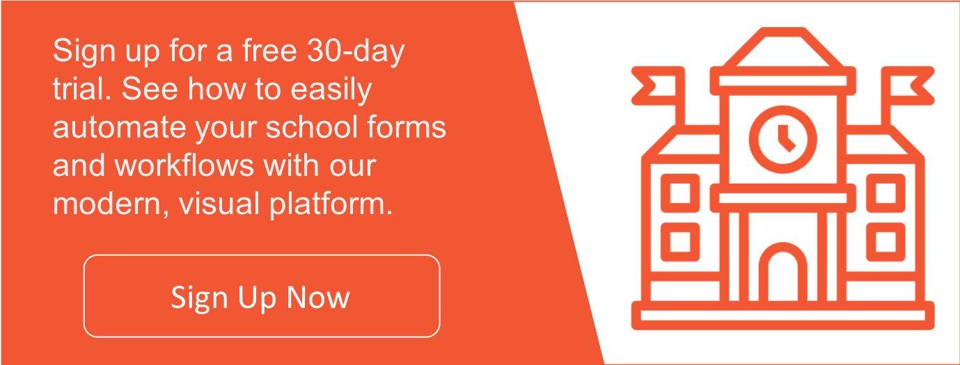 Adapt and Improve Workflows as Your School Needs It