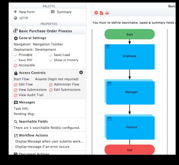 Define Workflow Rules