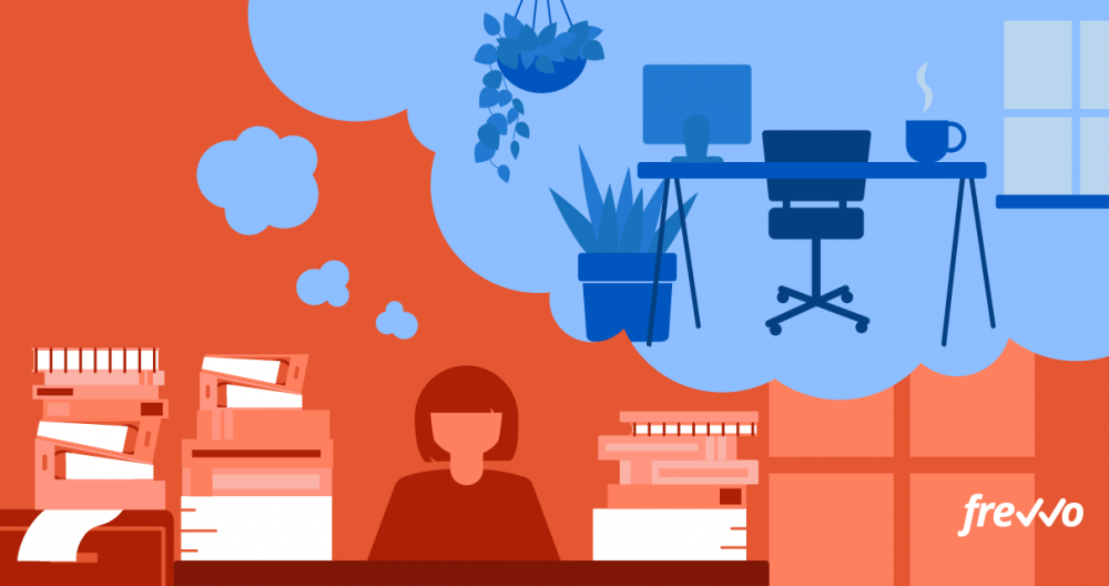 The Paperless Office: 35 Years of Dreaming Digital