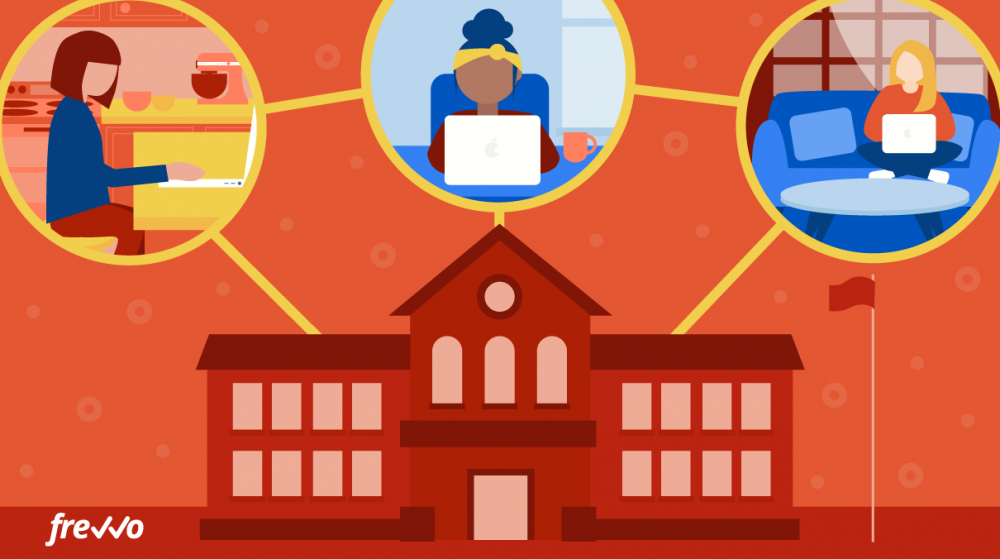 The Business of Education Must Go On: How Schools & Universities Operate Remotely
