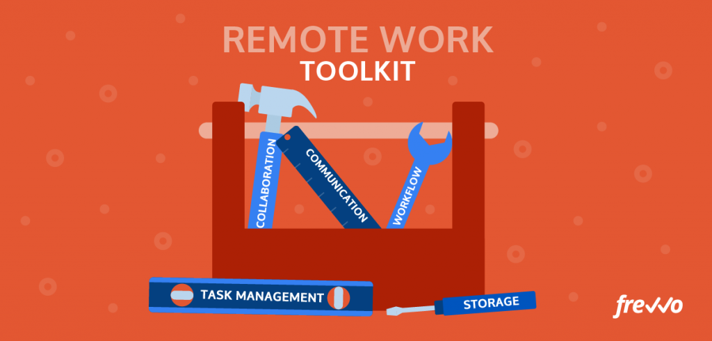 Three Ingredients of a Successful Remote Work Setup