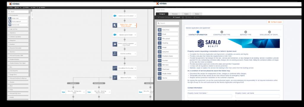 Nintex Workflow Cloud Features