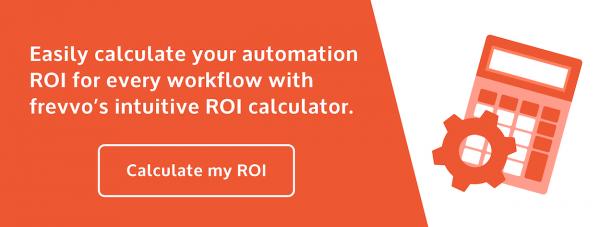 roi of workflow automation