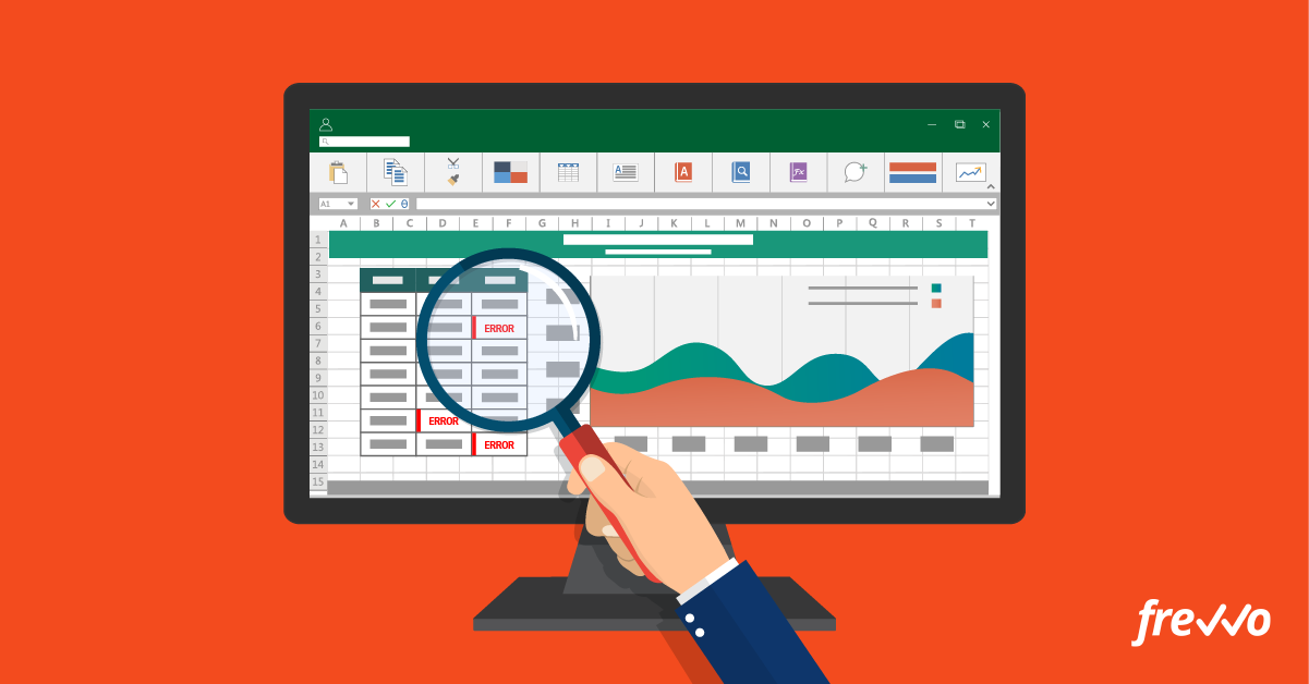spreadsheets for purchase orders is risky
