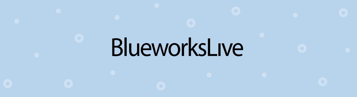 Blueworks Live logo