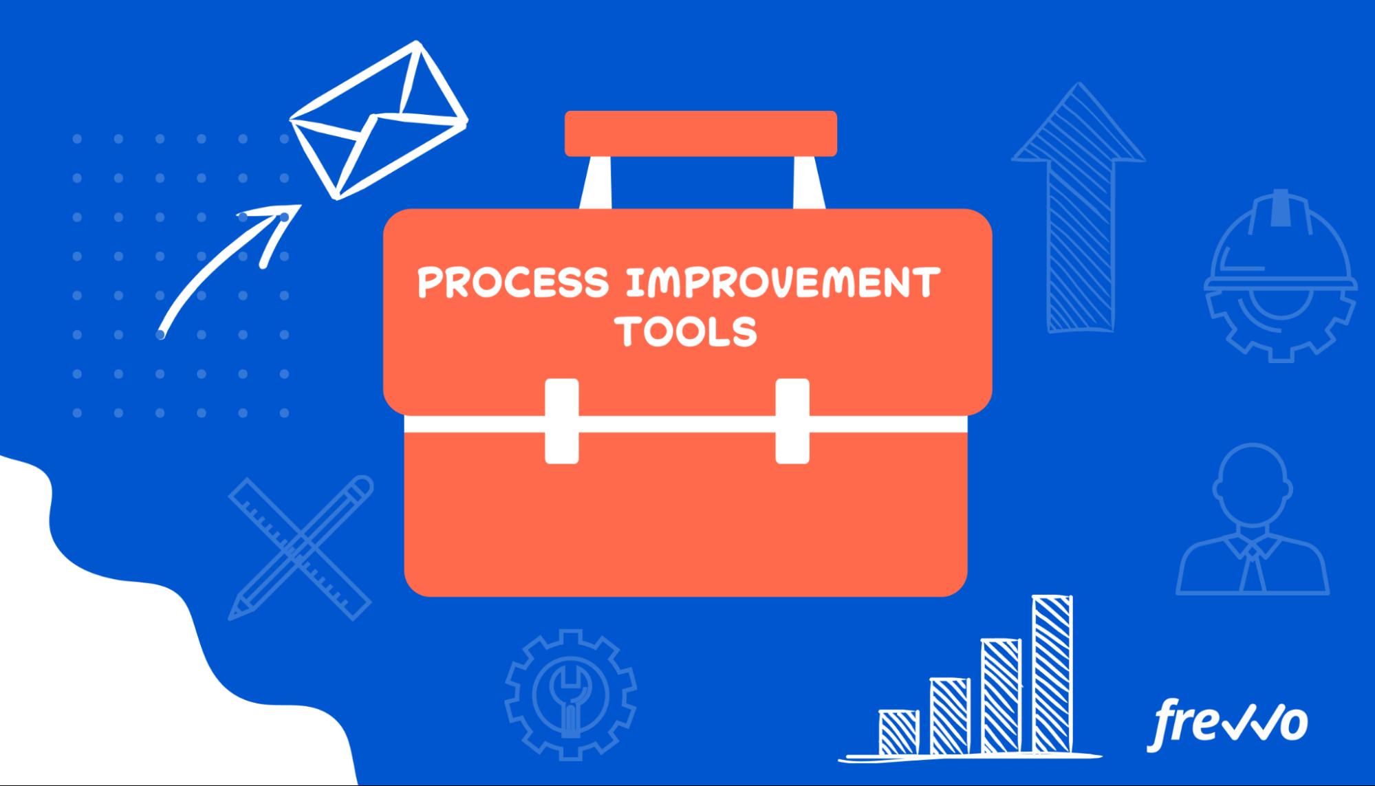 top process improvement tools