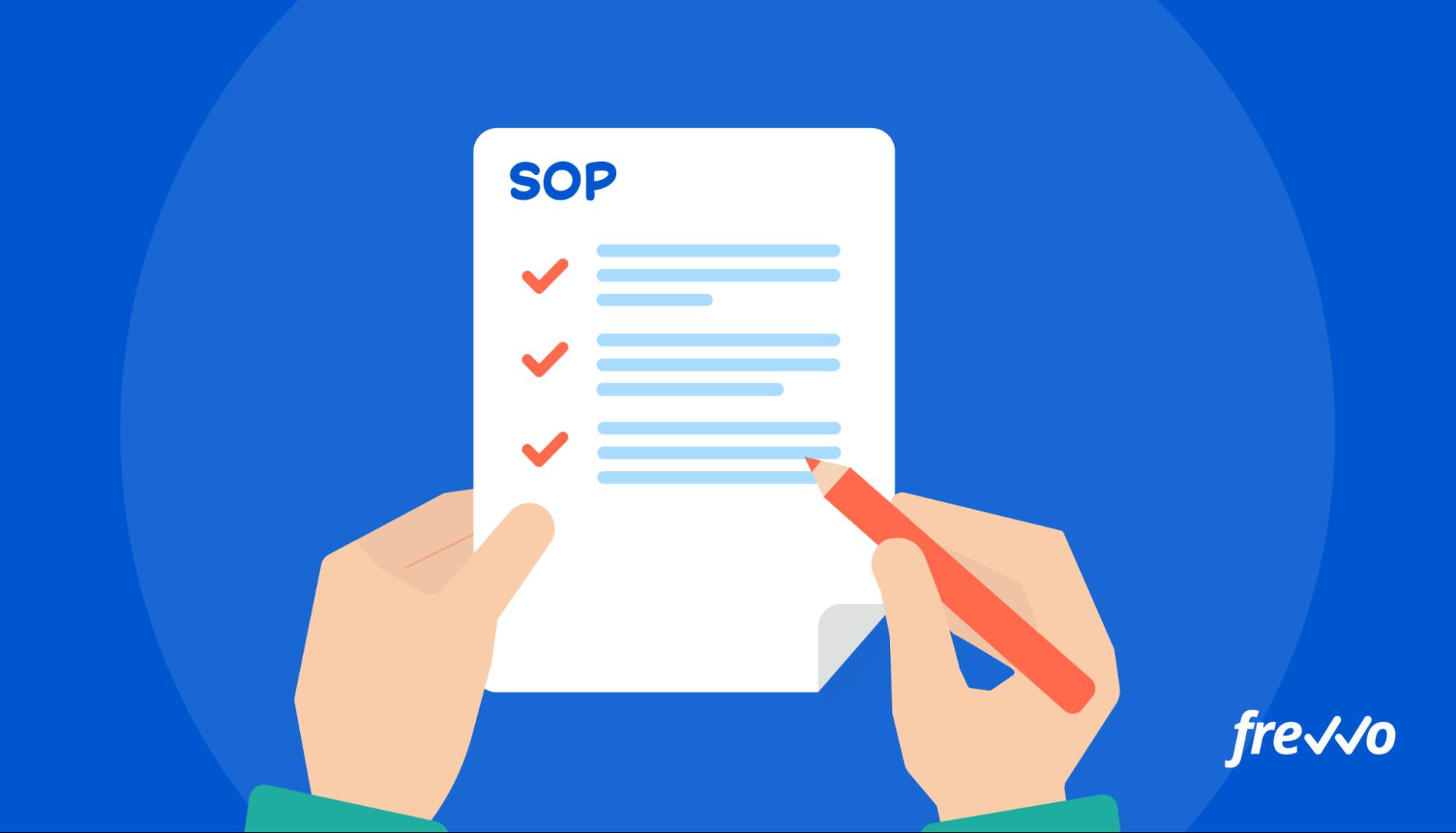 Writing an effective Standard Operating Procedure