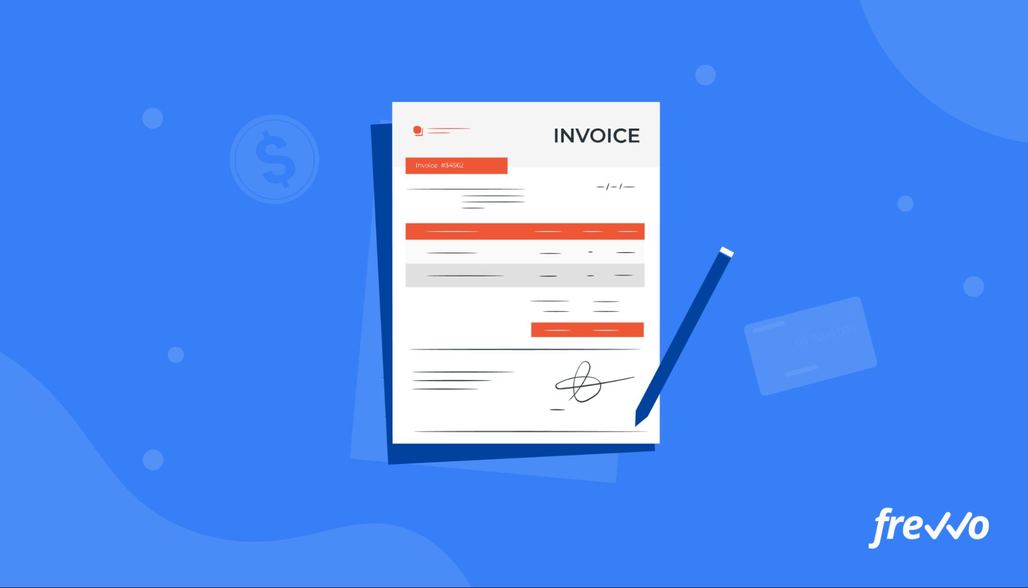 statistics on manual invoice processes