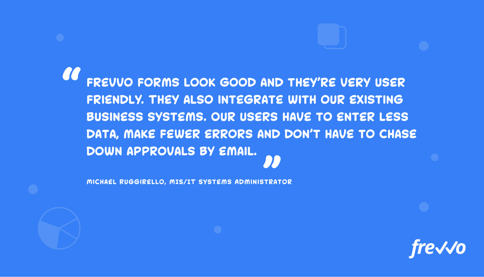 Safety Technology Holdings quote about frevvo