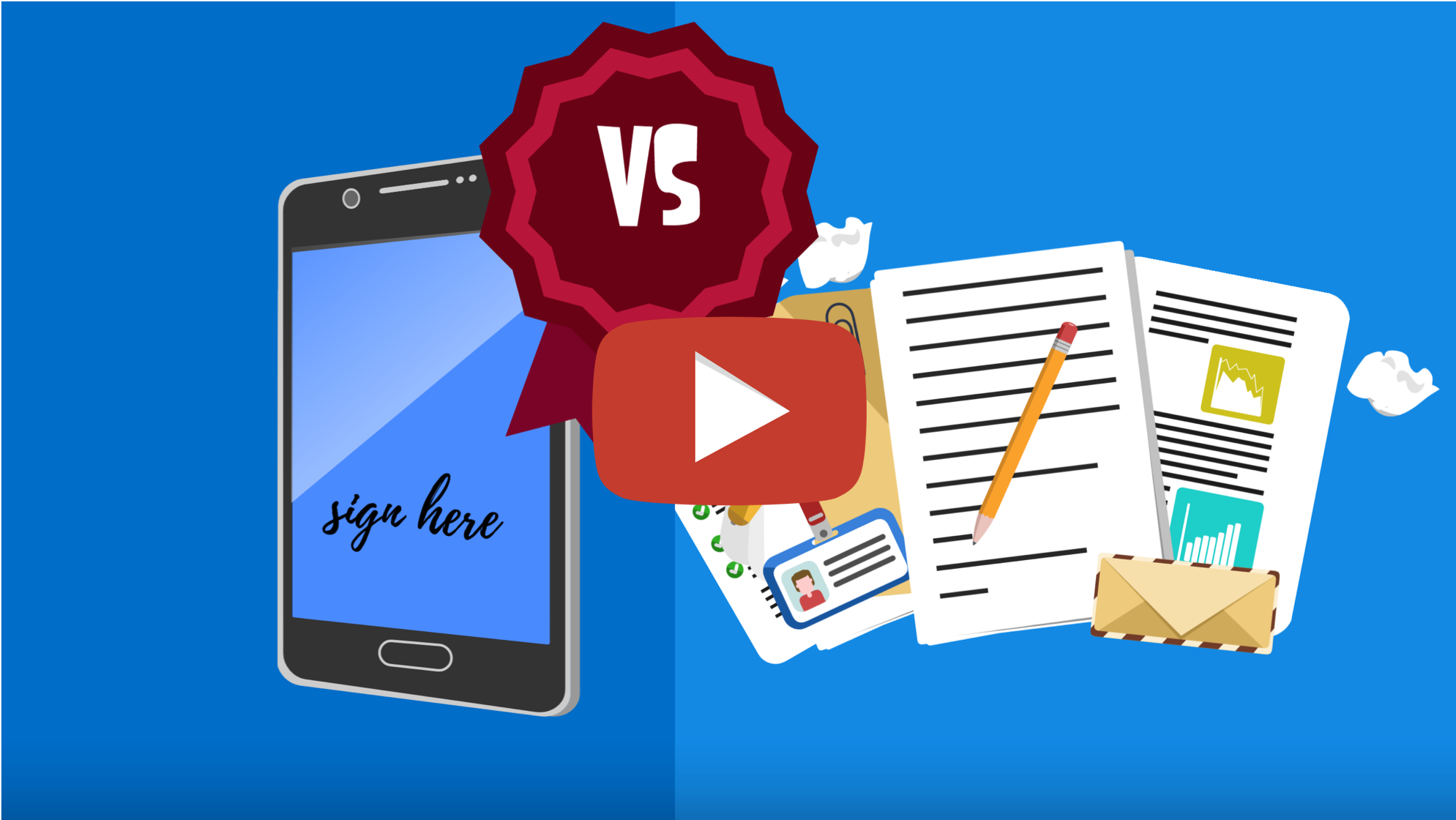 How to Create a Digital Signature Workflow with frevvo