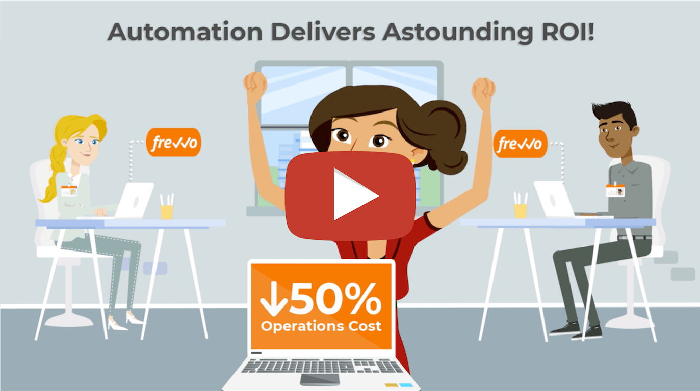 Process Automation delivers astounding ROI